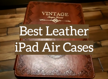 Leather iPad Air Cases