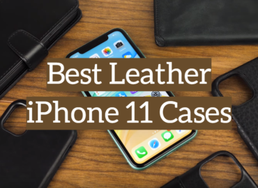 5 Best Leather iPhone 11 Cases