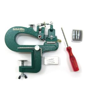 Schmedt Scharffix Leather Paring Device Kit
