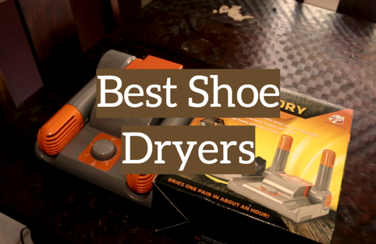 5 Best Shoe Dryers