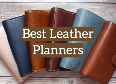 Best Leather Planners