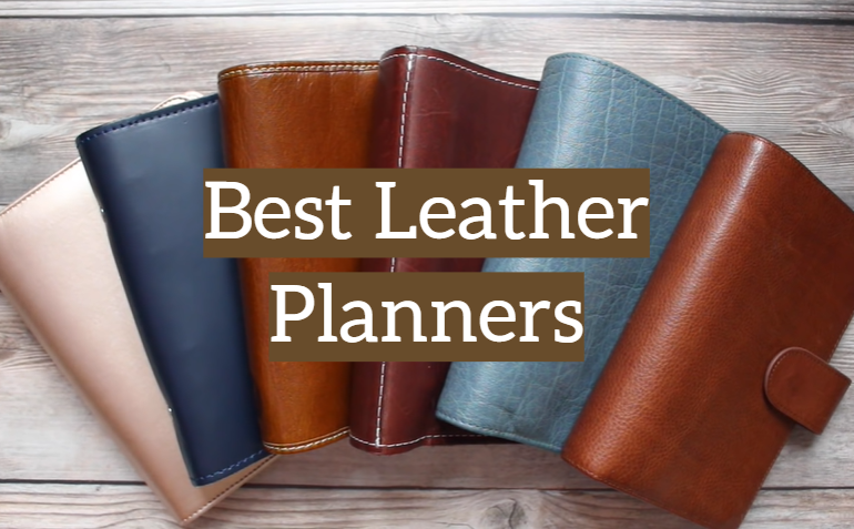 5 Best Leather Planners