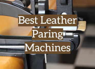 5 Best Leather Paring Machines
