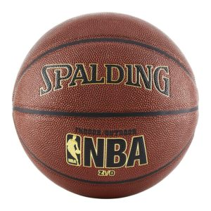Spalding NBA Zi/O Indoor-Outdoor Basketball