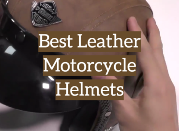 Best Leather Motorcycle Helmets