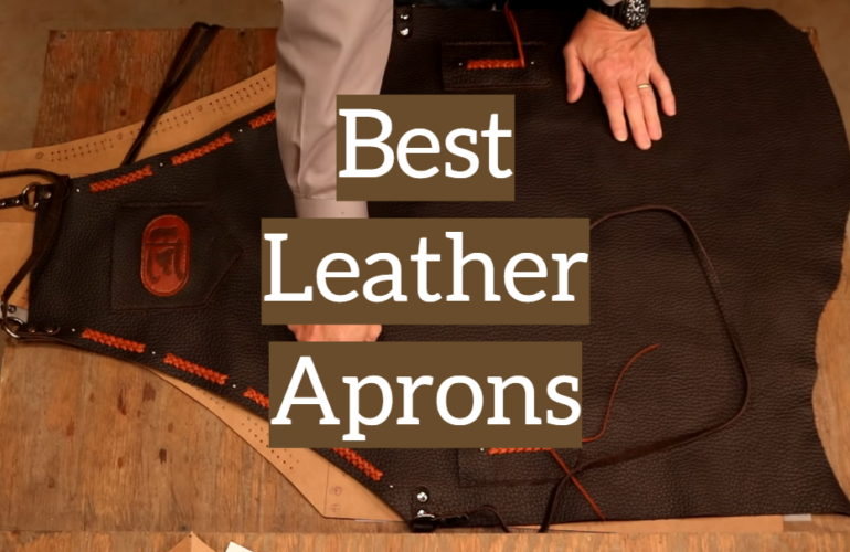 5 Best Leather Aprons