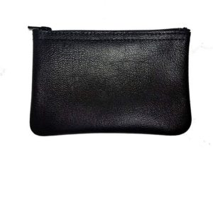 MJL Classic Genuine Napa Leather Coin Purse