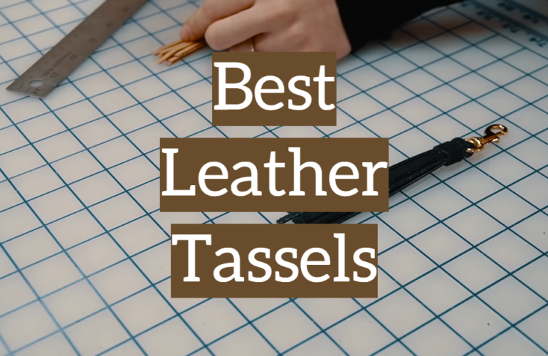 5 Best Leather Tassels
