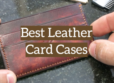 Best Leather Card Cases