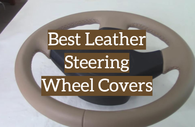 5 Best Leather Steering Wheel Covers