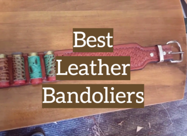 Best Leather Bandoliers
