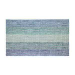 Candumy Blue Placemats for Kitchen Table Set of 8