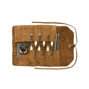 Hide & Drink, Soft Leather Small Tool Roll