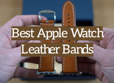 Best Apple Watch Leather Bands
