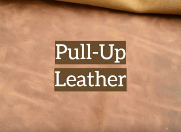 What Is Pull-Up Leather