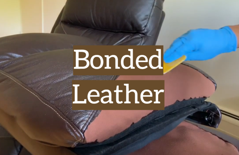 What is Bonded Leather: Properties, Care, Pros and Cons