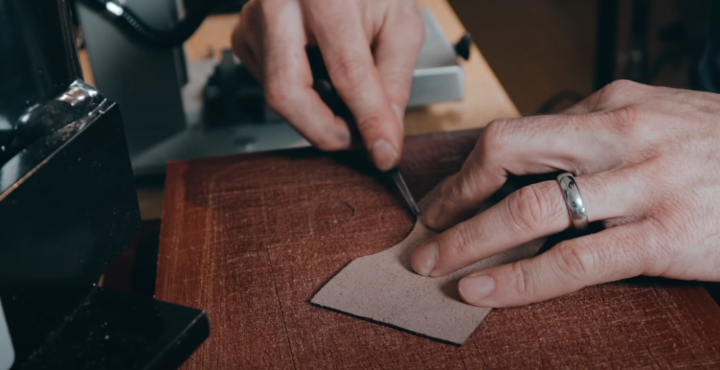 Full Grain Leather Instruction