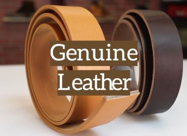 Genuine Leather_ Uses Production and Realness