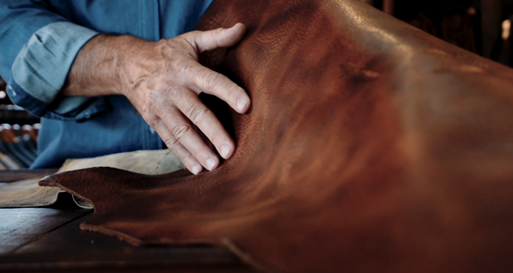 Cowhide Leather Tutorial