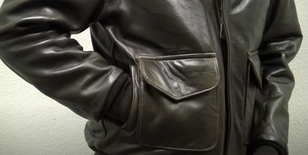 Major features of natural lambskin leather