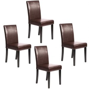 Dining Chairs Dining Room Chairs Parsons Chair Kitchen Chairs Set of 4