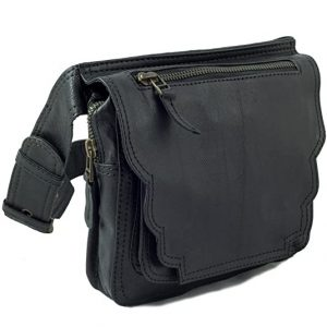 Leather Hip Bag The Burn Notice Bag