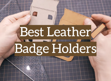 Best Leather Badge Holders