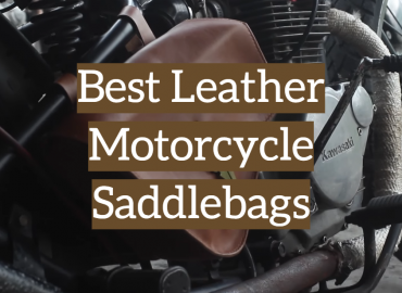 Best Leather Motorcycle Saddlebags