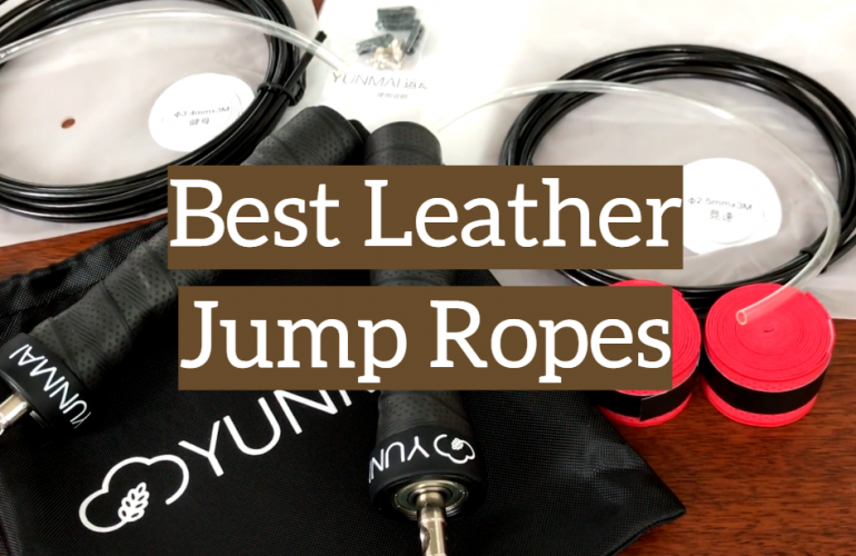 5 Best Leather Jump Ropes