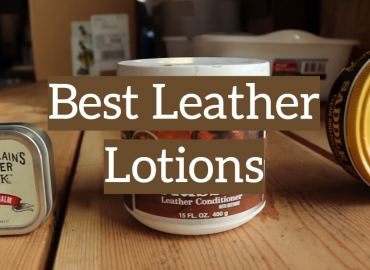 5 Best Leather Lotions