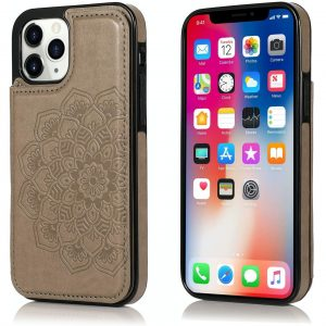 UNKNOK Compatible with iPhone 12 Pro Max Case