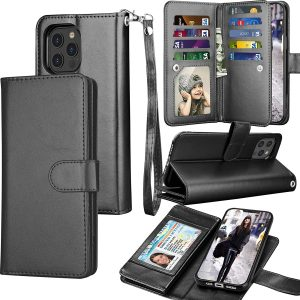 Tekcoo Wallet Case For iPhone 12 Mini / iPhone12 Mini
