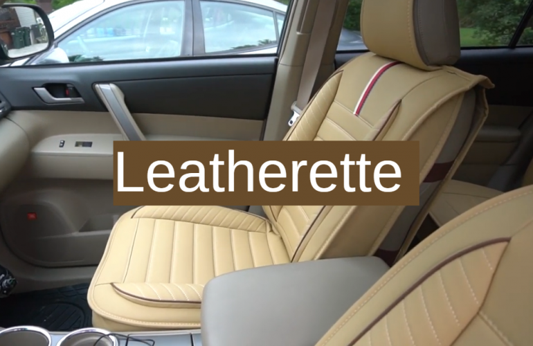 Leatherette: Uses, Pros and Cons